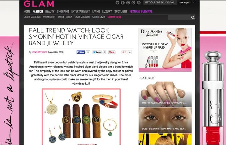 Glam.com |  Erica Anenberg