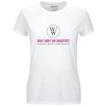 What About Our Daughters? T-Shirt