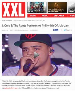 XXL Magazine | J.Cole