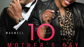 Brash News Desk: Maxwell set to Headline the 10th Annual Mothers Day Festival...