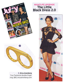 Juicy Magazine | Twosome Rings