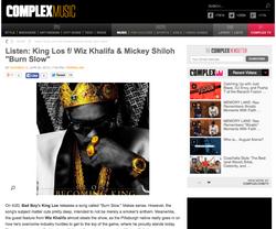 Complex Magazine | King Los