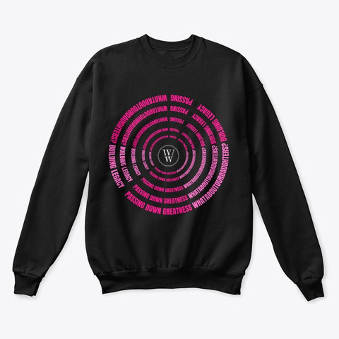 Black Circle of Greatness WAOD shirt.jpg