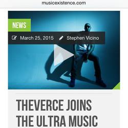 Instagram - Just In #clientnews @theverce joins #ultramusicfestival #musicexiste