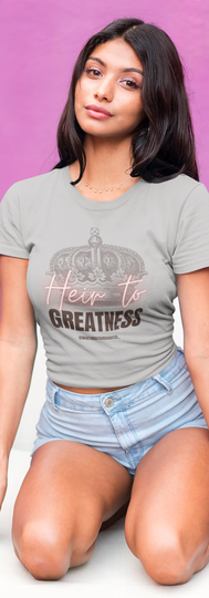 Heir to Greatness T-Shirt