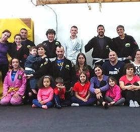 Curso de autodefensa (Defensa Personal) en Lugo