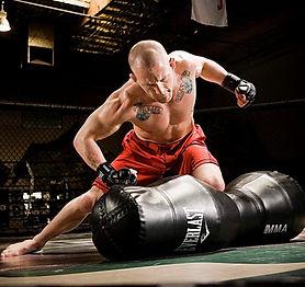 Clas privada de MMA (Artes Marciales Mixtas) en Lugo