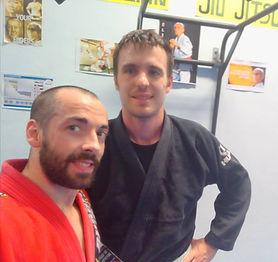 Clases privadas de Jiu Jitsu (BJJ) en Lugo