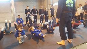 Jiu Jitsu (BJJ) para niños en Lugo