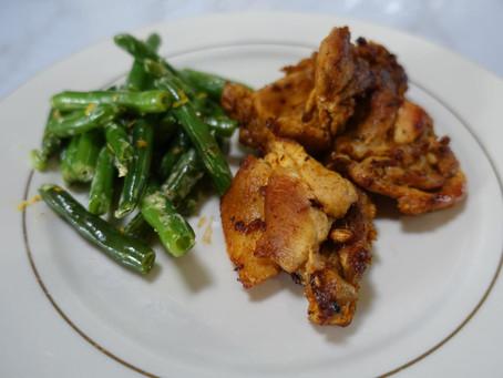 Keto Spicy Chicken