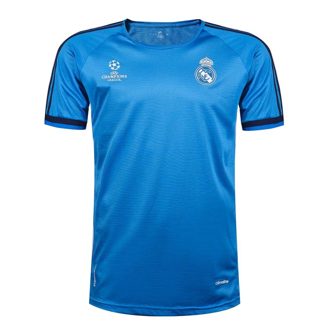 c73b7d068 Real Madrid 15 16 UEFA Short Training Blue (3)