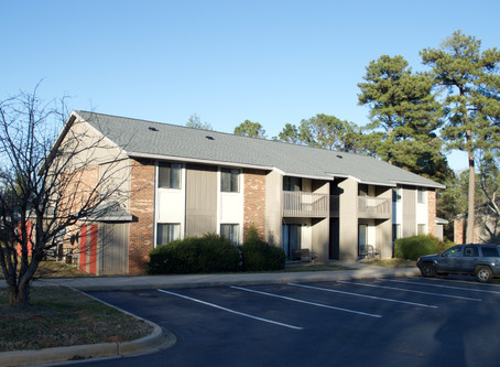 "IN THE NEWS: ""Greenville company invests in Pacolet apartment complex"""