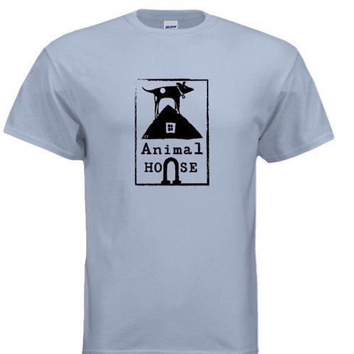 Unisex Support T-shirt- Light Blue