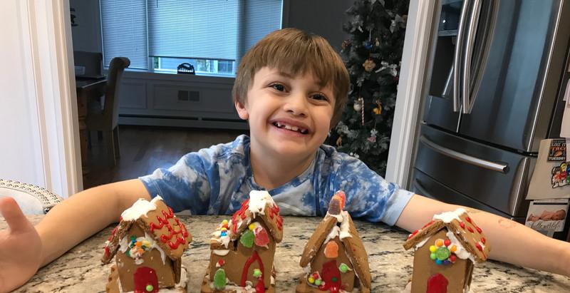 Gingerbread Builder
