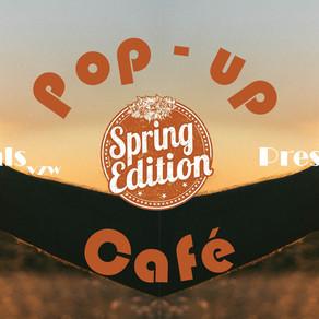 AC Herentals pop-up café:  Spring Edition