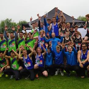 ACHL-Mannen: Kampioen en promotie naar de hoogste afdeling !