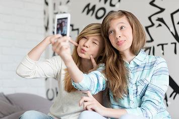 Teenager mentor
