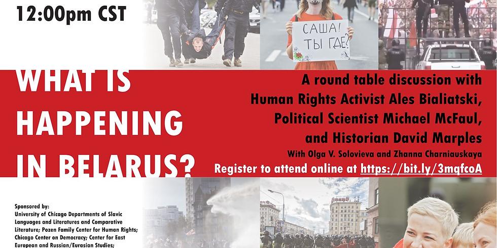 What Is Happening in Belarus? (1)
