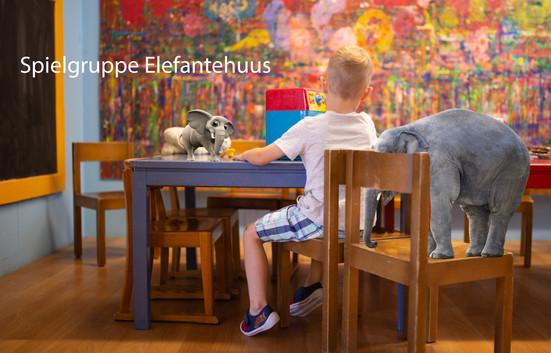 Spielgruppe Elefantehuus