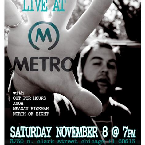 Live at Metro