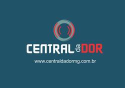 LOGOMARCA CENTRAL DA DOR