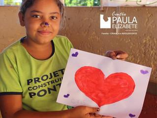 Seja solidário e destine parte do seu Imposto de Renda para o Paula Elizabete, através do FIA – Veja