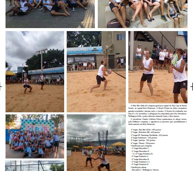 Max Min é campeão geral por equipe do Play Cup de Beach Tennis em BH | Jornal gazeta - 24/11/2020