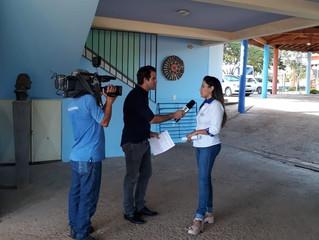 Eentrevista na InterTV sobre CMDCA