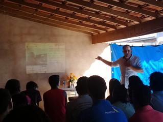 Jovens participam de palestra sobre mercado de Trabalho