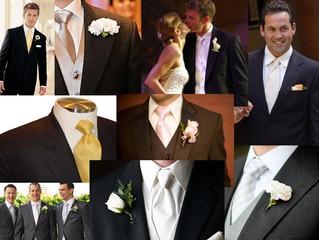 Padrinhos deve usar a mesma cor da gravata do noivo?