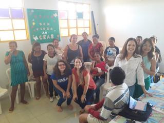 REUNIÃO DE PAIS - PROJETO CONSTRUINDO PONTES - CRIANÇA NÃ TRABALHA