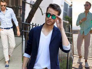 Dicas de moda masculina que todo homem deveria saber