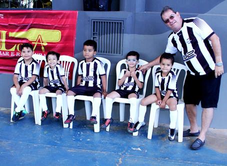 Domingo movimentado no Max Min com a abertura do Torneio de Futsal Infantil