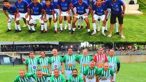 Veja como foram os jogos de abertura do 42º Campeonato de Futebol Society