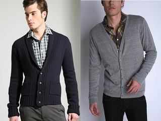 Homens, o que vestir no outono?