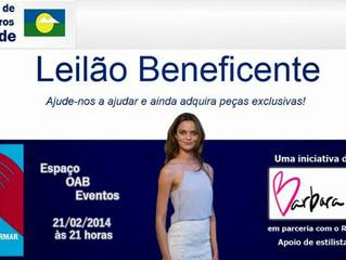 A Top Model Bárbara Fialho abraça a Associação Paula Elizabete