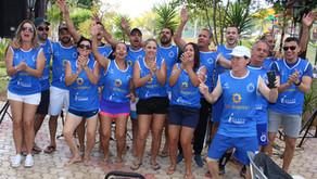 Cruzeiro vence 1° Clássico de Beach Tennis