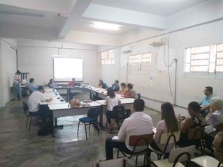 REUNIÃO DO CMDCA