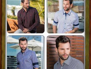 Aprenda a usar e combinar suas blusas listradas