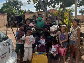 Campanha do Agasalho em Montes Claros teve parceria da prefeitura de Itapevi