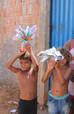 O Centro Paula Elizabete em parceria com a Cacau Show de Montes Claros lançou a Campanha: Páscoa Sol