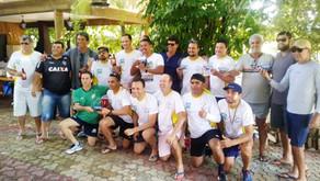 Conheça os campeões do Torneio de Peteca na Areia-2019