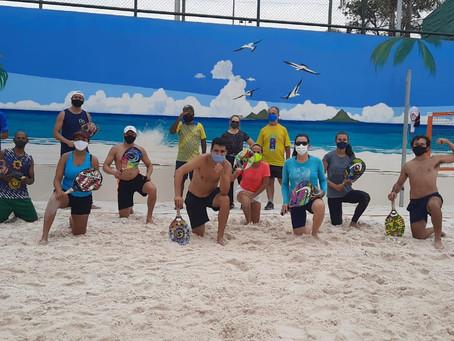 Tem Praia no Max Min? Novo Cenário Para o Beach Tennis