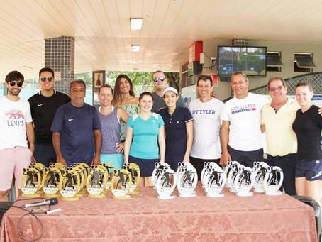 Torneio de Dupla Max Min Open conheceu campeões; atletas já fazem dupla preparação
