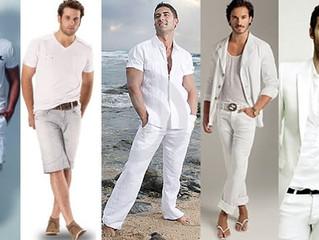 Dicas de roupas masculinas para o ano novo – Local descontraído