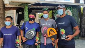 Veja como foi o torneio de beach tennis