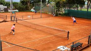 Encerram nesta segunda (09) as inscrições para o Torneio Interno de Duplas de Tênis do Max