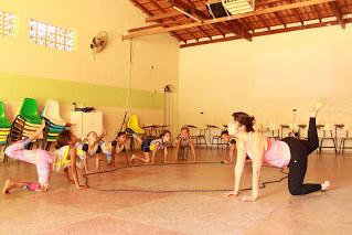 Concentração, limites, respiração e postura!