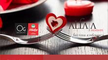 Amor sem rotina: promoção do dia dos namorados Alfaia Homem