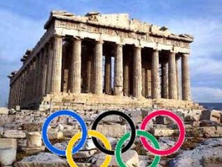 A Origem das Olimpíadas